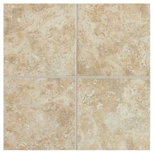 Daltile Heathland 6'' x 6'' Ceramic Field Tile in Raffia