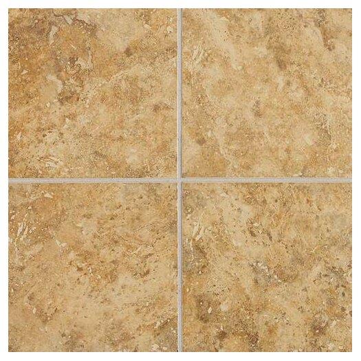 Daltile Heathland 12'' x 12'' Ceramic Field Tile in Amber
