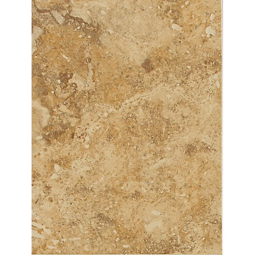 Daltile Heathland 9'' x 12'' Ceramic Field Tile in Amber