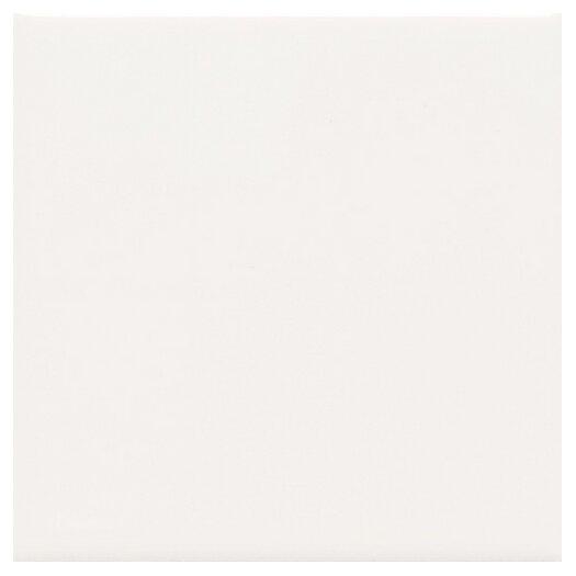 Daltile Modern Dimensions 2'' x 4'' Ceramic Mosaic Tile in Arctic White