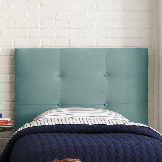 Skyline Furniture Micro Suede Upholstered Headboard