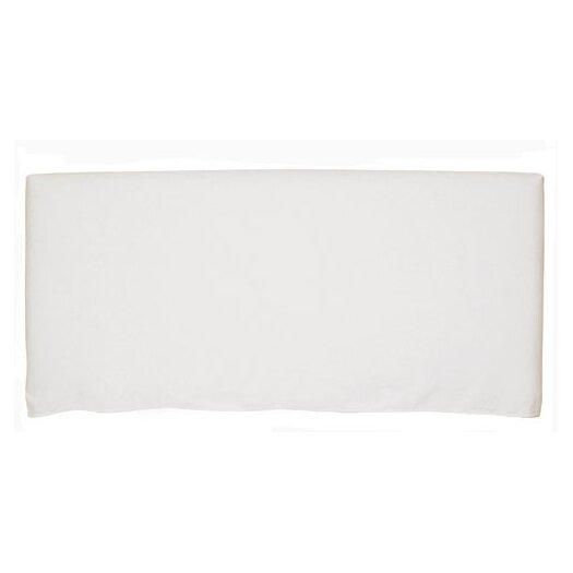 Skyline Furniture Slip Cover Berne Cotton Upholstered Headboard