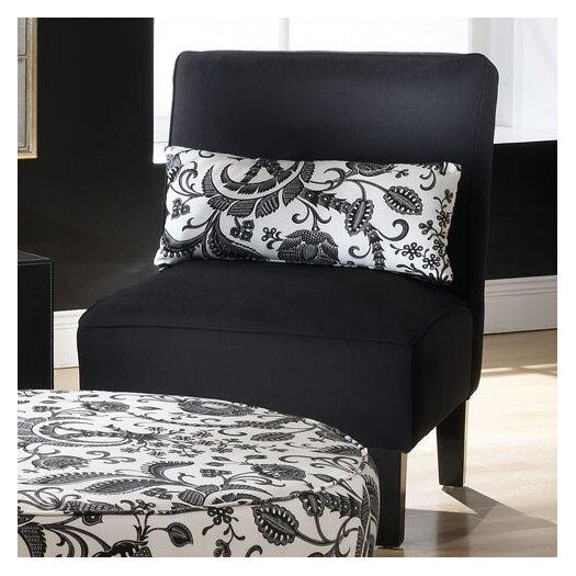Skyline Furniture Premier Fabric Slipper Chair