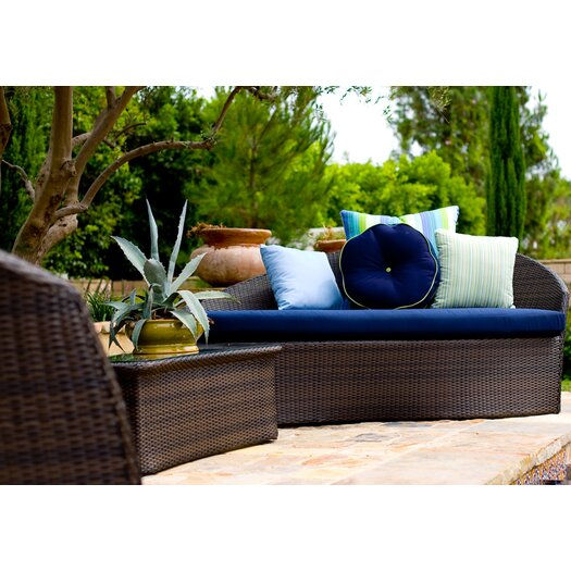 Koverton Sail 2 Piece Deep Seating Group with Cushions