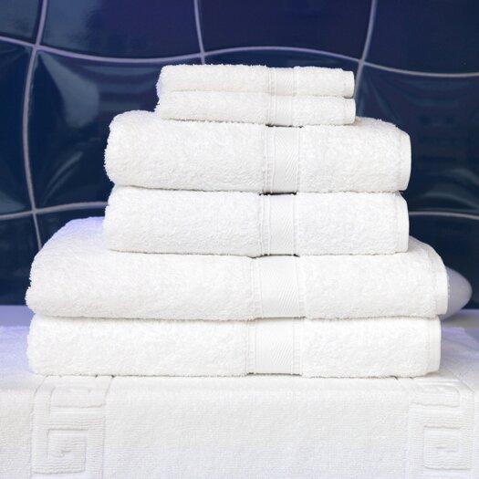 Linum Home Textiles Luxury Hotel & Spa 7 Piece Towel Set