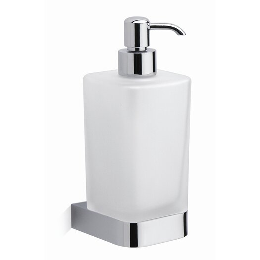 Moda Collection City Soap Dispenser