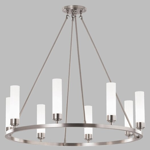 ilex lighting poehlmann ring pendant with tubing