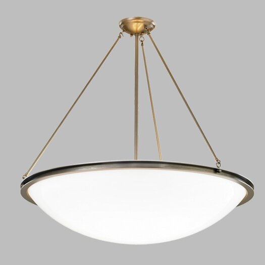 ILEX Lighting Regent Bowl Pendant