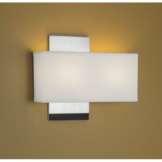 Double Light Wall Sconces : ILEX Soho 2 Light Double Wall Sconce AllModern