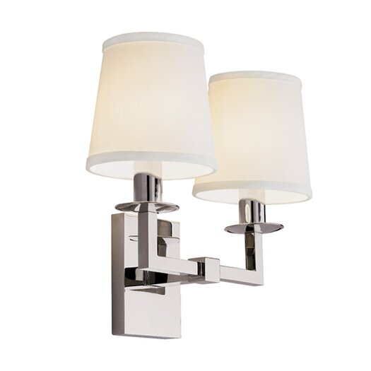 ILEX Lighting Baby T Double Wall Sconce