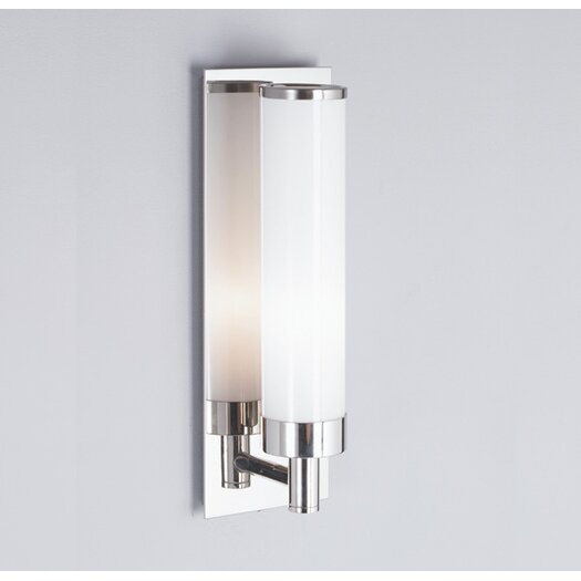 ILEX Lighting Essence 1 Light Rectangle Single Wall Sconce