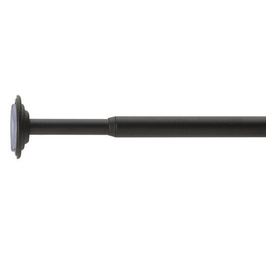 Umbra Coretto Tension Single Curtain Rod