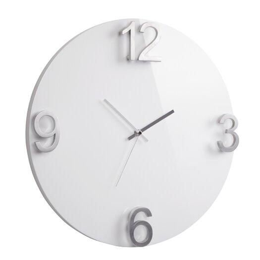 "Umbra Elapse 18.5"" Wall Clock"