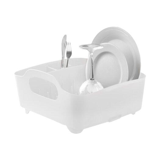 Umbra Tub Dish Drying Rack
