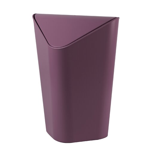 2.75-Gal Corner Waste Can