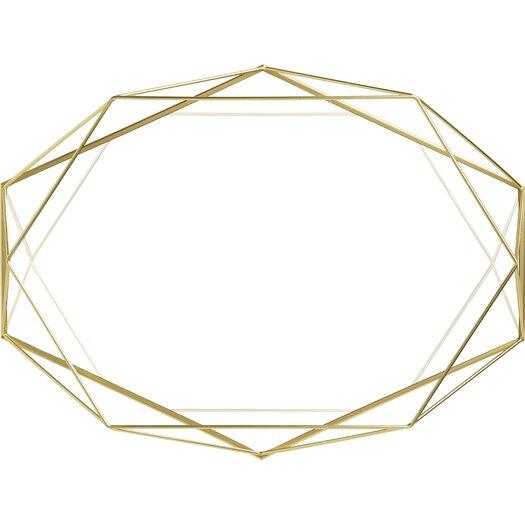 Umbra prisma wall mirror allmodern for Miroir umbra