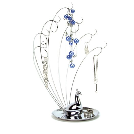 Umbra Peacock Jewelry Stand