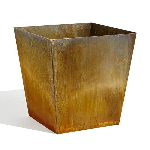 Planterworx Home Tapered Square Planter Box