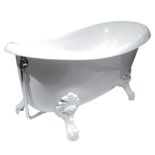 "Aquatica Nostalgia 67"" x 33"" Soaking Bathtub"