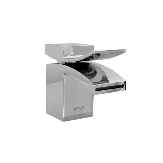 Artos Quarto Single Hole Waterfall Faucet with Single Handle