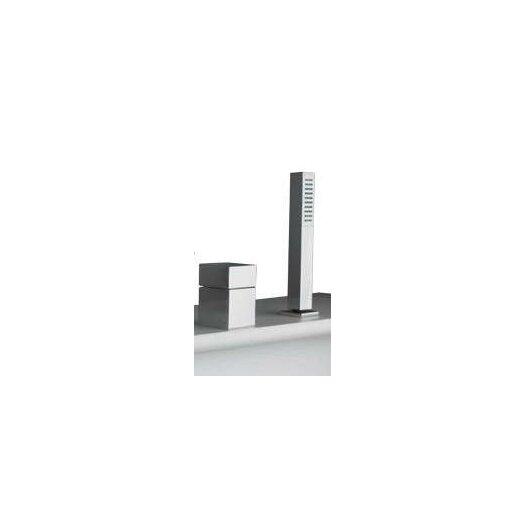 Artos Quarto Deck Mount Hand Shower with Cube Control