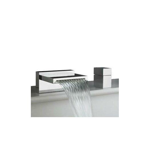 Artos Quarto Single Handle Deck Mount Tub Spout Trim