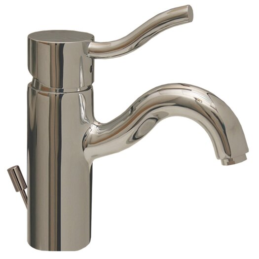 Whitehaus Collection Venus Bathroom Faucet with Pop-Up Waster