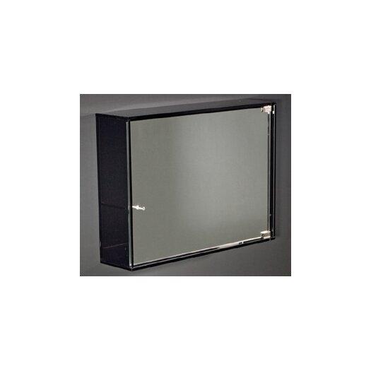 """Whitehaus Collection Aeri 22"""" x 16"""" Surface Mount Medicine Cabinet"""