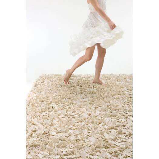 Nanimarquina Little Field Of Flowers Ivory Rug