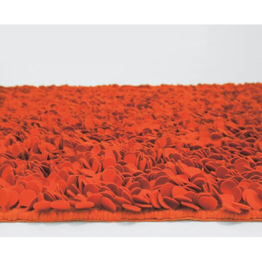 Nanimarquina Roses Orange Area Rug