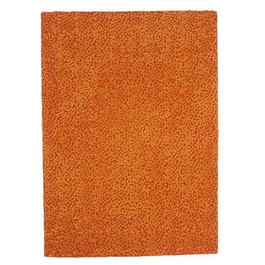 Nanimarquina Topissimo Simple Orange Area Rug