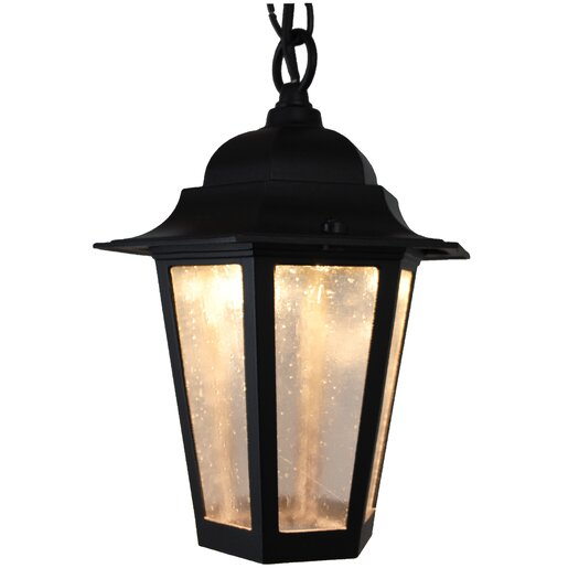 Melissa Kiss Series 1 Light Outdoor Hanging Lantern AllModern