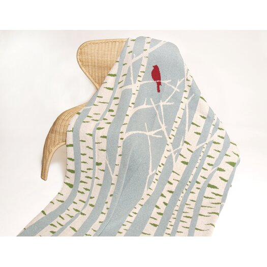 In2Green Eco Birch Throw Blanket