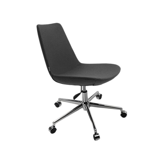 sohoConcept Eiffel Leather Office Chair