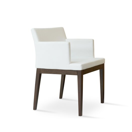 Soho Wood Arm Chair