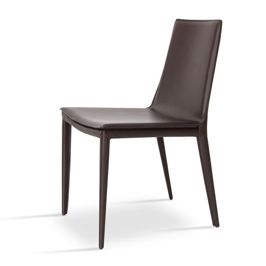 sohoConcept Tiffany Leather Side Chair