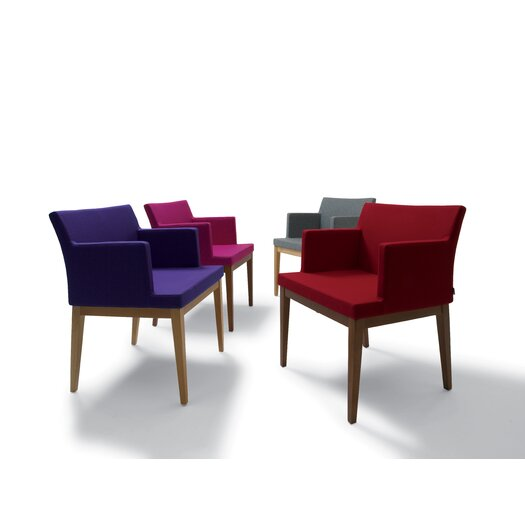 sohoConcept Soho Wood Arm Chair