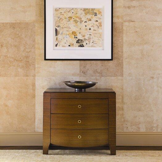 Brownstone Furniture Mercer 3 Drawer Bachelor's Chest