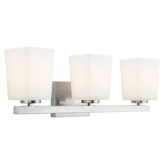 Canarm Hartley 3 Light Vanity Light
