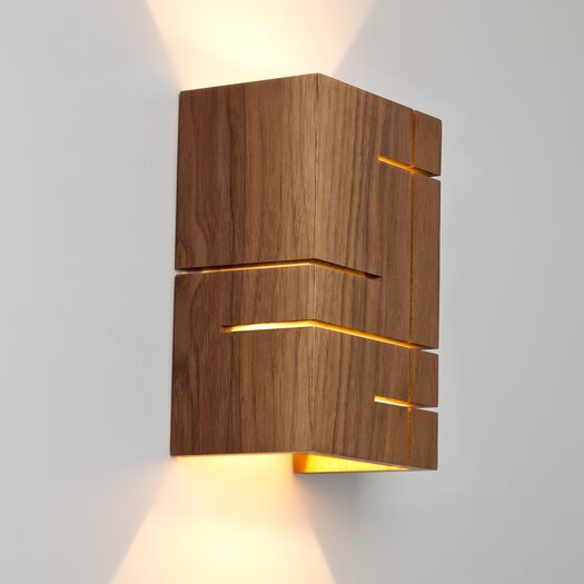 Cerno Claudo Multidirectional LED Wall Sconce