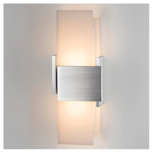 Cerno Acuo 2 Light Wall Sconce