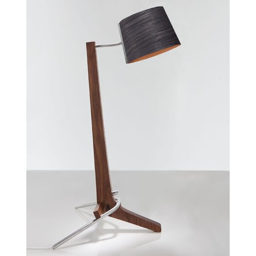 "Cerno Silva 21.5"" H Table Lamp with Empire Shade"