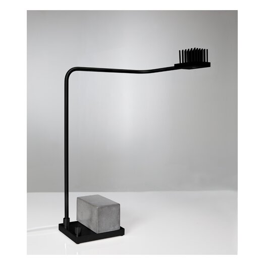 """Cerno Onus Task 17"""" H Table Lamp with Drum Shade"""