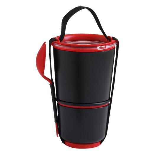 28.5 oz. Lunch Pot with Spork