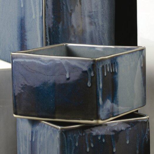 alex marshall studios square vase allmodern