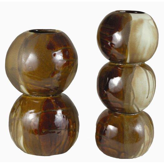 alex marshall studios triple sphere vase allmodern