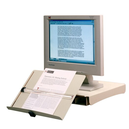 "Humanscale Copy 15.5"" W x 15"" D Desk Drawer"