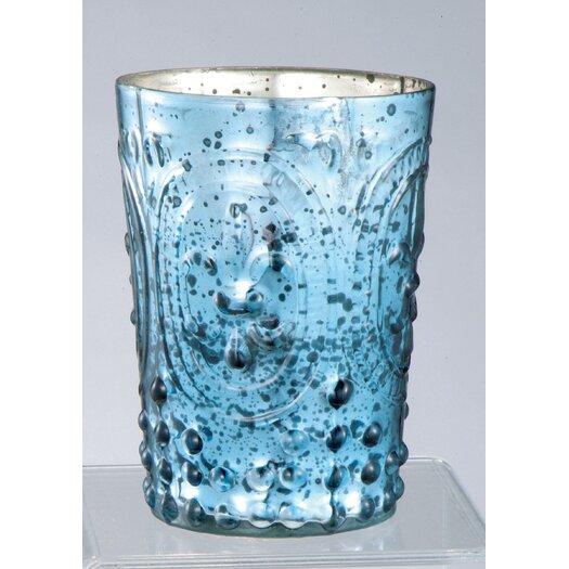 BIDKhome Glass Votive