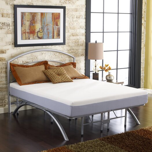 "Eco-Lux 8"" Tulip Memory Foam Mattress"