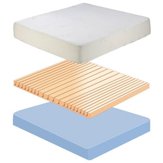 """Eco-Lux 9"""" Lido Foam Mattress"""